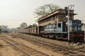 Shekhawati Express 011 - There are more stabling lines than trains