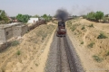 Shekhawati Express 089 - An aerial view of the same train