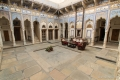 Shekhawati Express 093 - It was an old haveli converted into a hotel