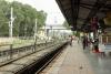 Train to Patalpani 006 - The single surviving platform at Mhow