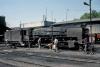 Train to Patalpani 018 - YG 4028 is prepared at Mhow MG locoshed 1997