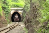 Train to Patalpani 049 - Train 52964 emerges from Tunnel No.1 on it's way to Mhow