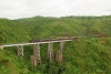 Train to Patalpani 065 - Train 52988 to Mhow crossing Ravine Viaduct No.2