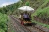 Train to Patalpani 073 - Inspection trolley