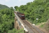 Train to Patalpani 077 - Train 52975 with banker in tow on Ravine Viaduct No.1