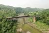 Train to Patalpani 082 - Train 52988 ex-Akola on Choral Bridge No.1