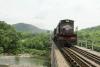 Train to Patalpani 084 - Train 52988 on Choral bridge No.1