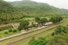 Train to Patalpani 094 - The station of Kalakund