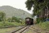 Train to Patalpani 097 - Late running 52987 arriving at Kalakund