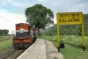 Train to Patalpani 104 - Train 52964 ex-Khandwa arrives at Kalakund from the east