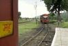 Train to Patalpani 106 - A banker backs onto a train at Kalakund
