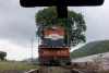 Train to Patalpani 107 - A banker backing on to its next assignment