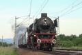 Dampfspektekal 2014 029 - BR 41-018 hauling the 0717 to Worms and Bensheim blasts thru