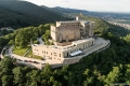 Dampfspektekal 2014 098 - Drone view of the Hambach castle