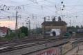 Dampfspektekal 2014 123 - BR 52 4867 shunts into Neustadt station on the last day of the event