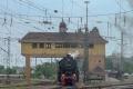 Dampfspektekal 2014 130 - BR 52 7596 goes back light to the loco shed