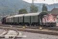 Dampfspektekal 2014 136 - And shunts back a rake into the sidings