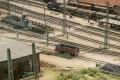 Hochschwarzwald 32 - A lone wagon awaits shunting at the loco facility