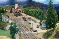 Hochschwarzwald 57 - Lenzkirch station trackplan view