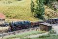 Hochschwarzwald 59 - A mixed freight comes into Lenzkirch