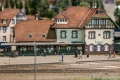 Hochschwarzwald 62 - Passengers await the next train from Bonndorf