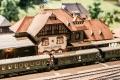 Hochschwarzwald 78 - The service from Lenzkirch has jsut arrived