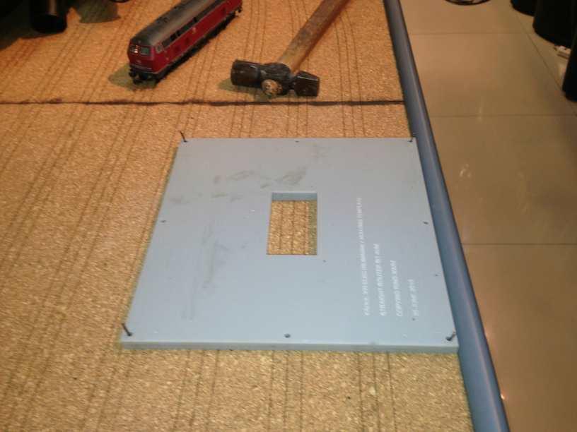 kadee 309 centering jig removed
