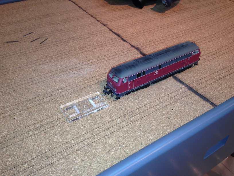 kadee 309 loco placed