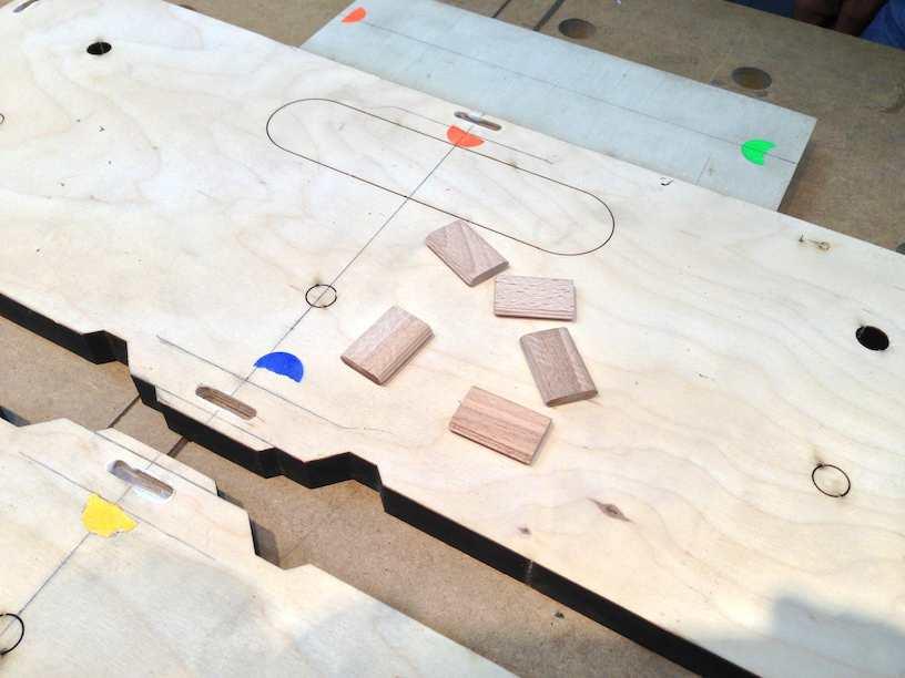 module construction dominos