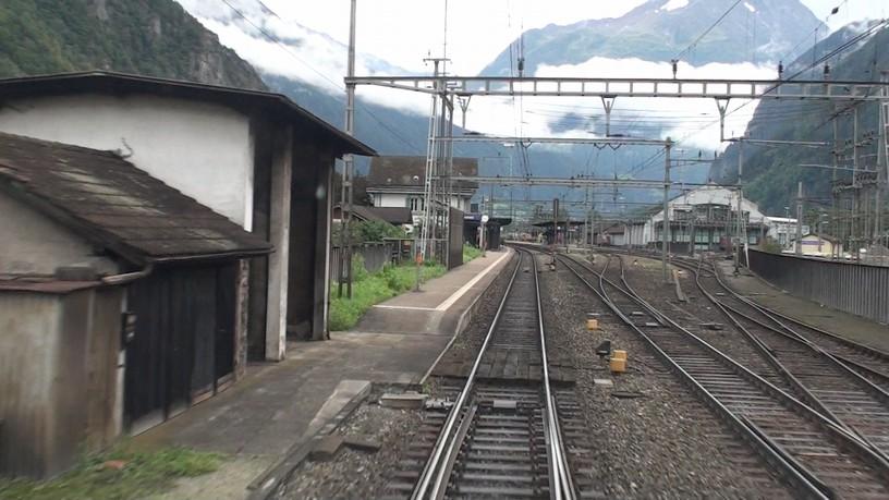 erstfeld depot