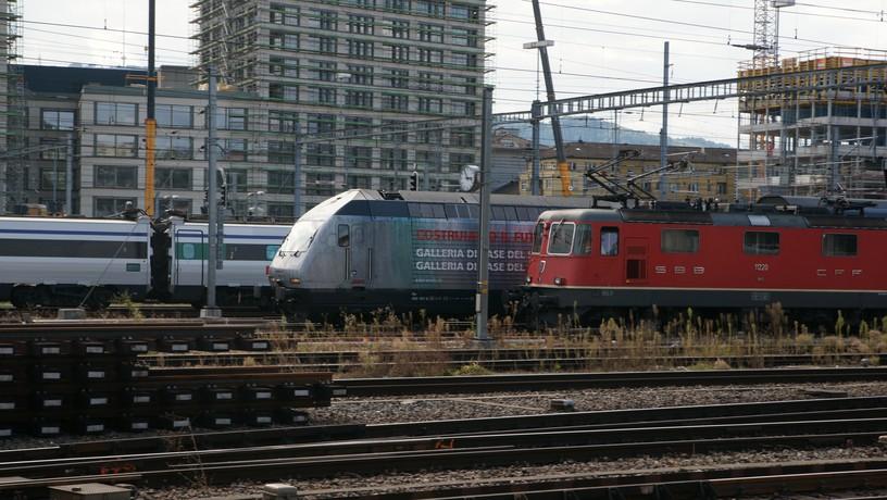 switzerland sept 2013 hbf locos