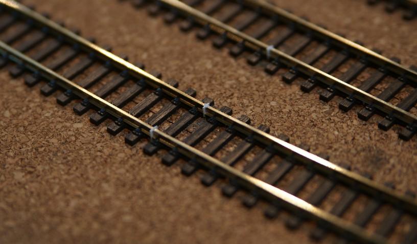 wiring closeup of gap plastic cut