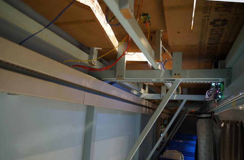 abedstern benchwork-view from below