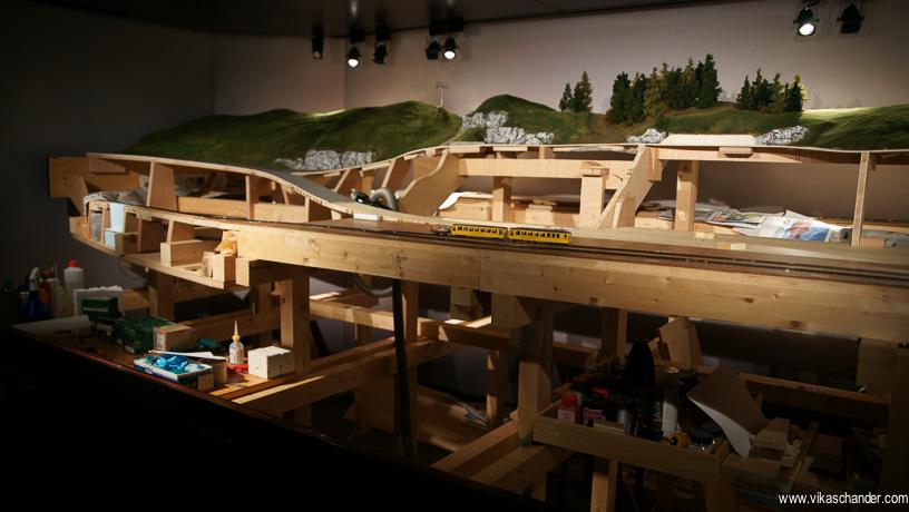 CFK blog- hill railway under construction 1