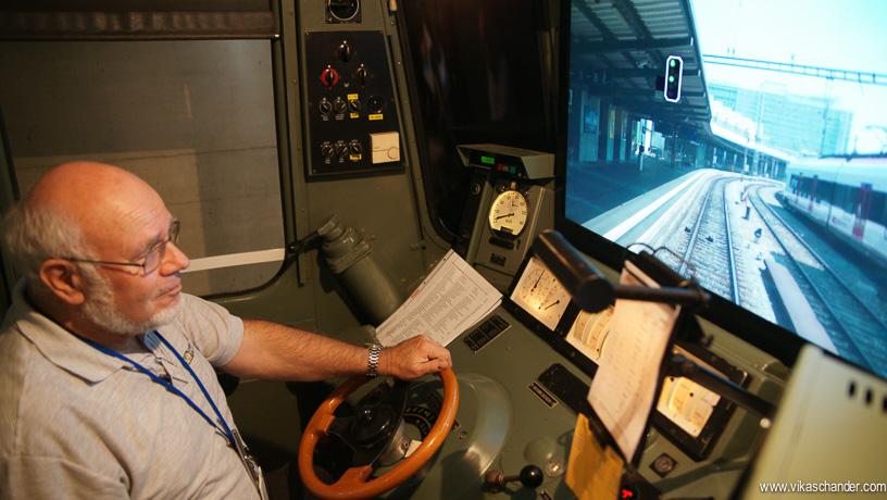CFK blog- train simulator interior