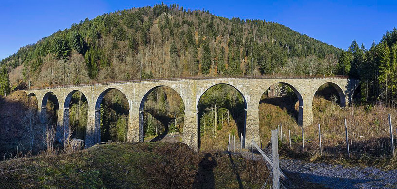 Hochschwarzwald blog 06 - ravenna viaduct prototype