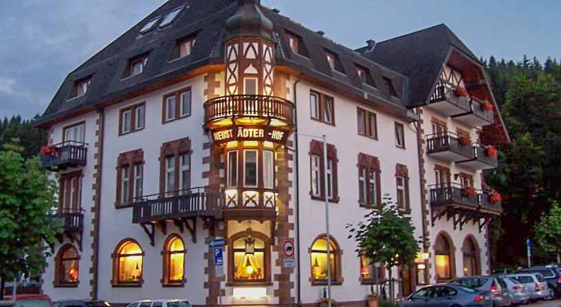Hochschwarzwald blog 13 - hotel neustadter hof