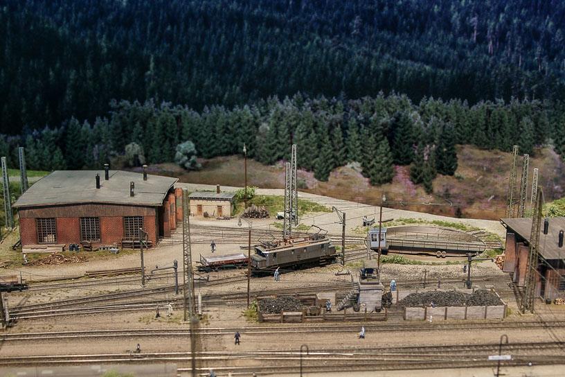 Hochschwarzwald blog 15 - loco service facility