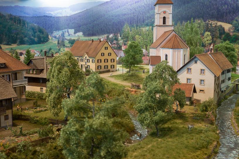 Hochschwarzwald blog 25 - Josef Brandl weaves his magic in Lenzkirch