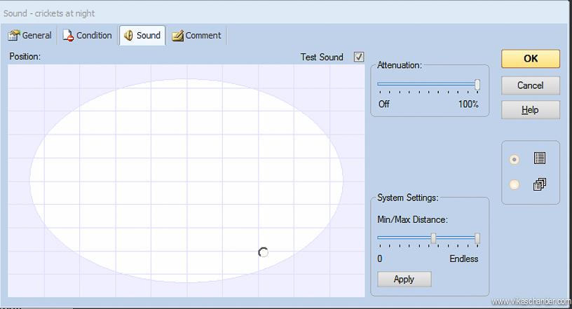 Abendstern Computer Control 4d sound